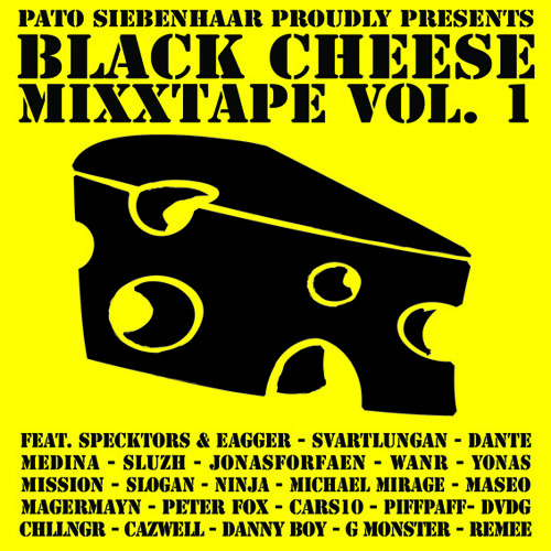 Pato - Black Cheese Mixxtape Vol. 1