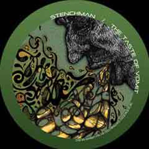 Stenchman / The Taste Of Vomit / SEQUENCE002