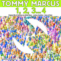 Tommy Marcus - 1,2,3,4 (Sons of Beat Rmx)