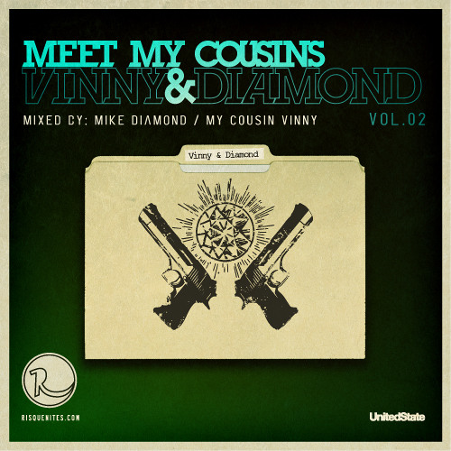 Meet My Cousins - Vinny & Diamond Vol. II (August 2010)