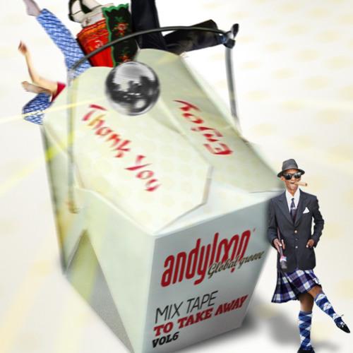 Dj Andyloop MIXTAPE to take way vol.6