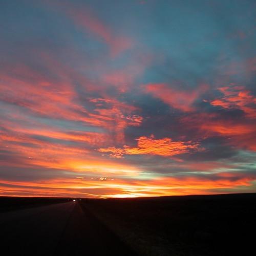 Sunrise at Equilibrium 8-14-10