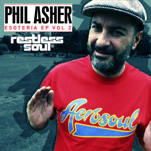 PHIL ASHER  ESOTERIA EP VOL 2