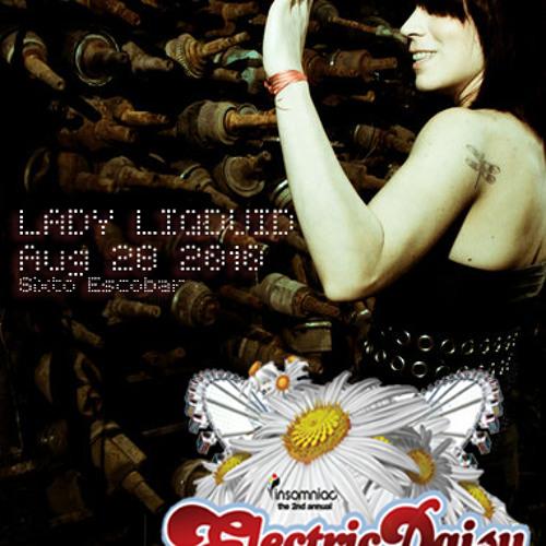 LADY LIQUID -FEMALE DJ