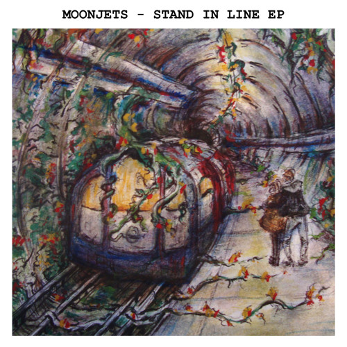 Moonjets - Stand in line