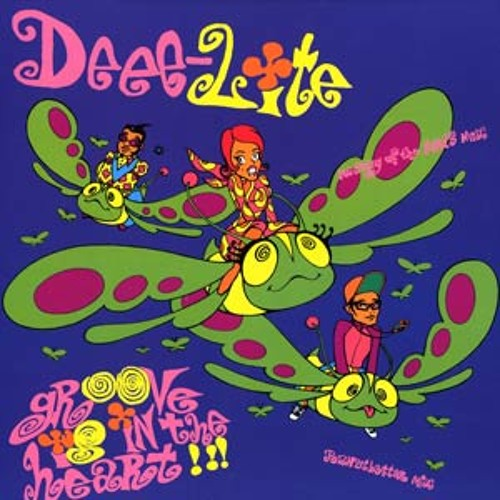 Deee - Lite-Groove Is In The Heart (Dinks Rework)