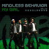 Cry Mindless Behavior Album Cover