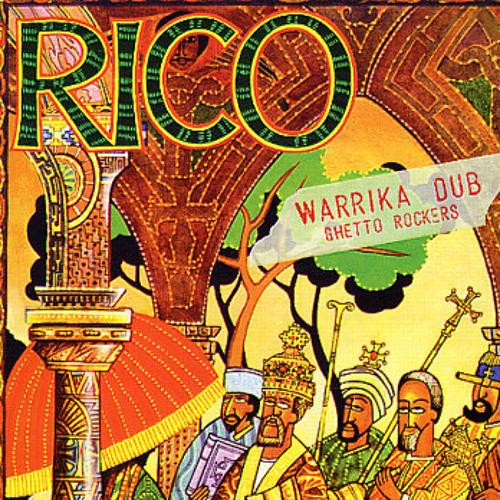 (Warrika Dub) Rico Rodrigues & Ghetto Rockers - Dial Africa Dub