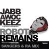 FREE DOWNLOAD: Jabbawockeez (The Bangerz) - Robot Remains (Sangers & Ra Mix)