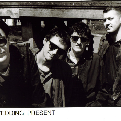 09 - The Wedding Present - Flying Saucer