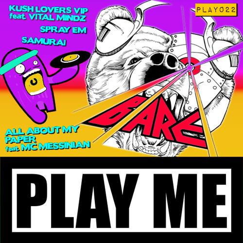 BARE - FINE DAY RMX (PLAY ME RECORDS PROMO)