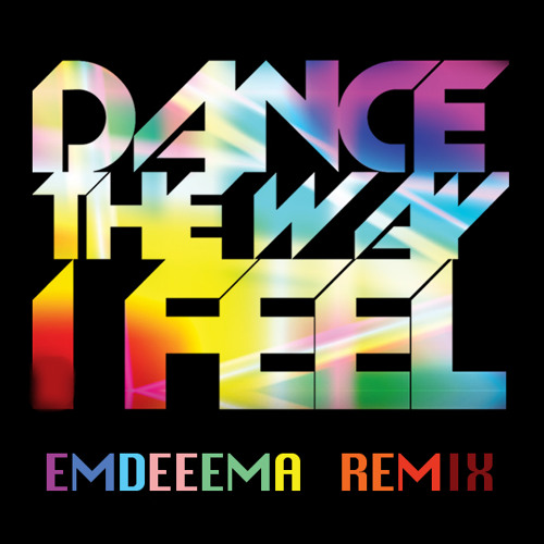 Ou Est Le Swimming Pool - Dance the Way I Feel (Frankmusik Cover) (eMDeeeMA Remix)