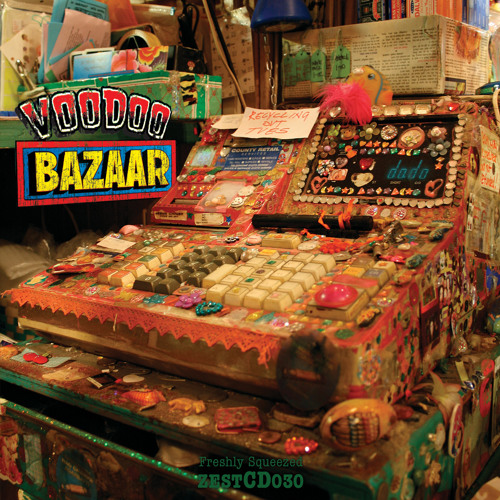 Dodo - VOODOO BAZAAR (album sampler mini mix)