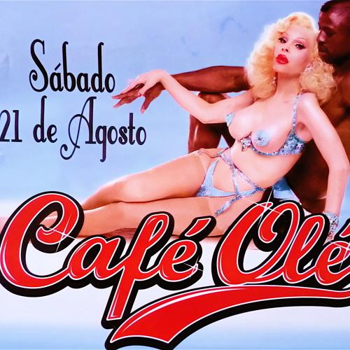 "CAFÉ OLÉ @ "" SPACE-IBIZA "" by DJ.LEOMEO"