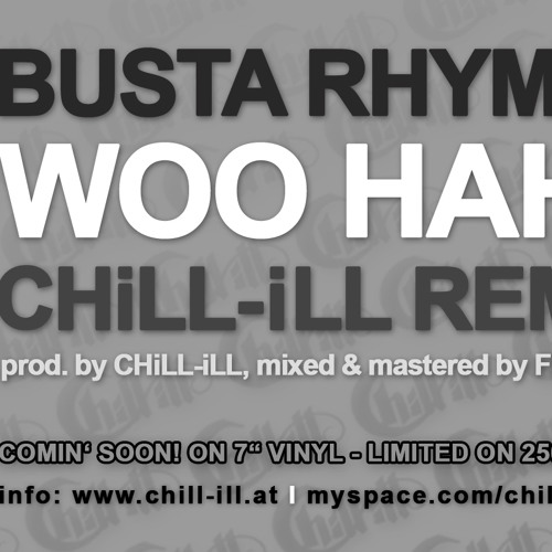 Busta Rhymes - Woo Hah!! - CHiLL-iLL REMIX