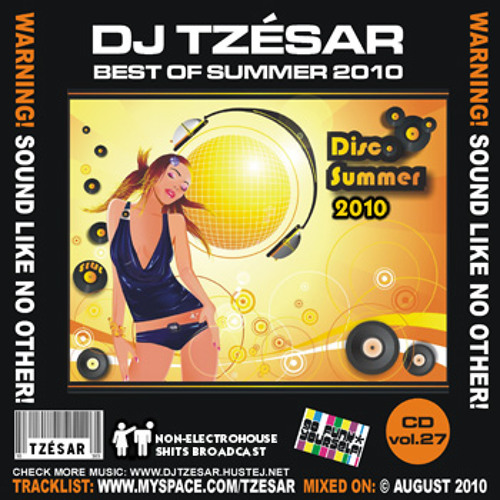 DJ TZESAR - Best Of Summer 2010 (CLUBSTARS CD vol.27)