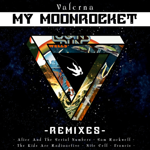 Valerna - My Moonrocket (Alice And The Serial Numbers Remix) TASTER