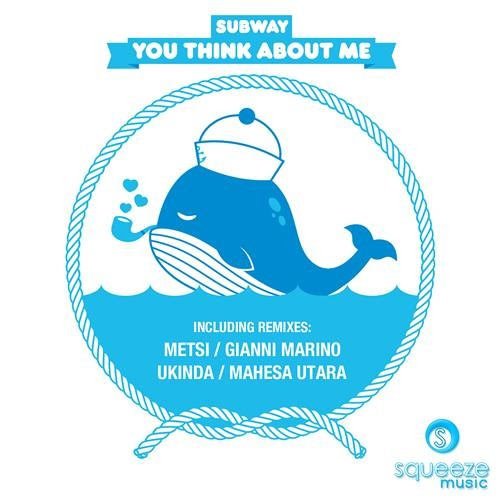 Subway - Think About Me (Metsi 'groundshakin' Remix) OUT NOW! check description