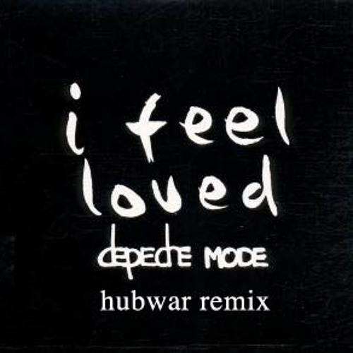 Depeche Mode - I feel loved (Hubwar remix) - [free download]