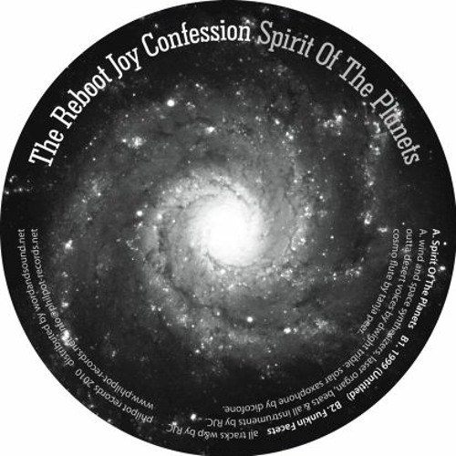 Spirit Of The Planets feat Dwight Trible PHILPOT