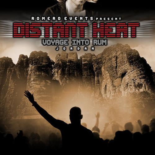 Bee Bee -- The Distant Heat Fix Promo Mix 2010