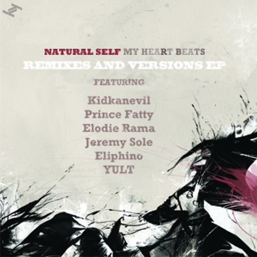 NATURAL SELF - Midnight Sun feat. Élodie Rama (Jeremy Sole's Moonstomp Remix)