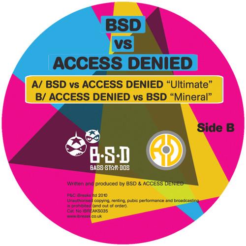 BSD vs ACCESS DENIED - ULTIMATE
