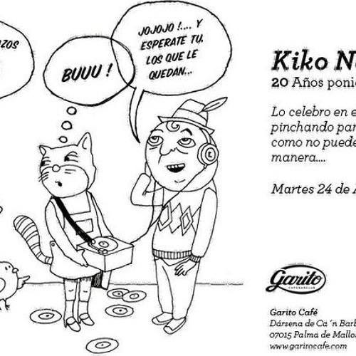 Kiko Navarro birthday @ Garito Cafe 24-08-2010 pt 3
