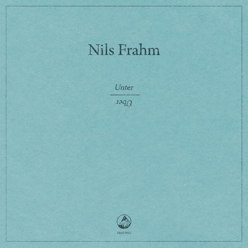 Nils Frahm – Unter