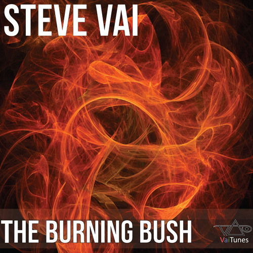The Burning Bush (VaiTunes #5)