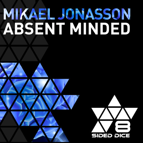 Absent Minded (8 Sided Dice)