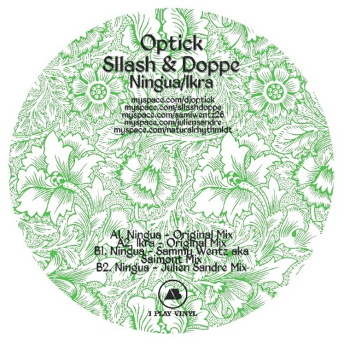 Optick,Sllash & Doppe - Ningua (Original Mix) (Natural Rhythm)