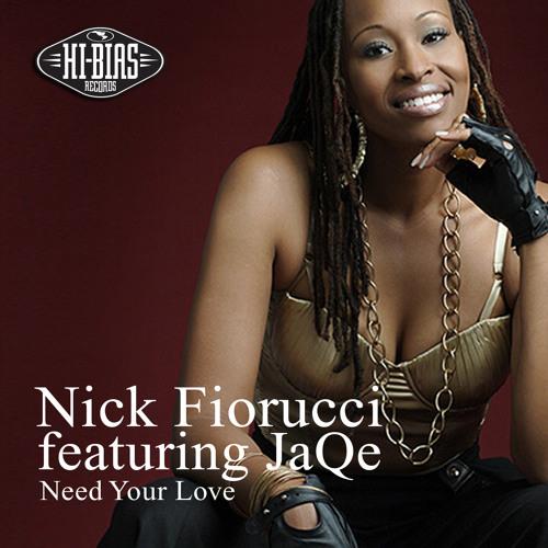 Nick Fiorucci: I Need Your Love - Deko-ze remix