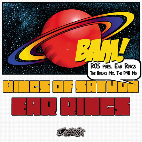 Rings Of Saturn - Ear Rings (DNB Mix)