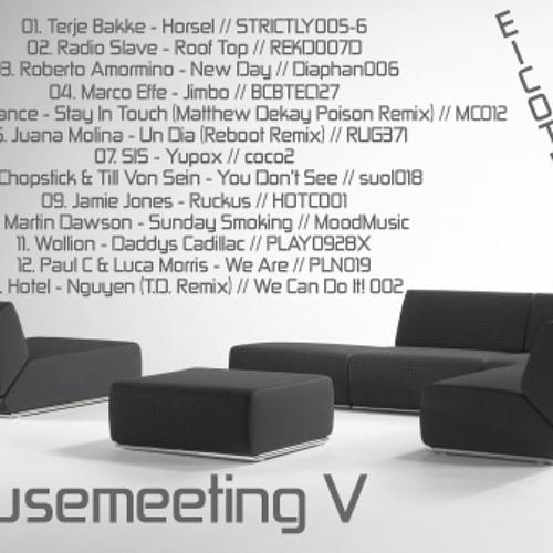 Eicotronic - Housemeeting V