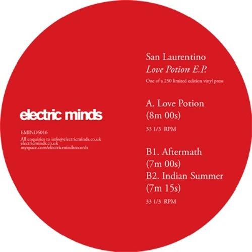 EMINDS016 - A Side - San Laurentino - Love Potion