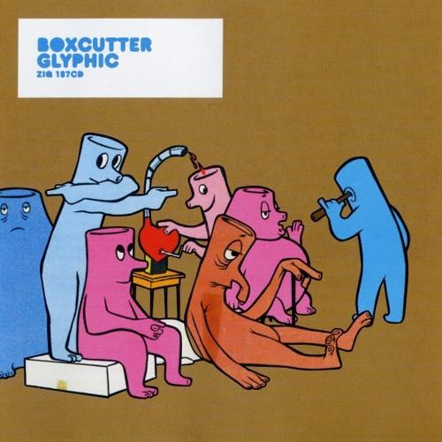 Boxcutter - Glyphic