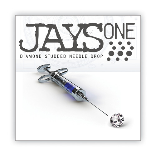 Diamond Studded Needle Drop