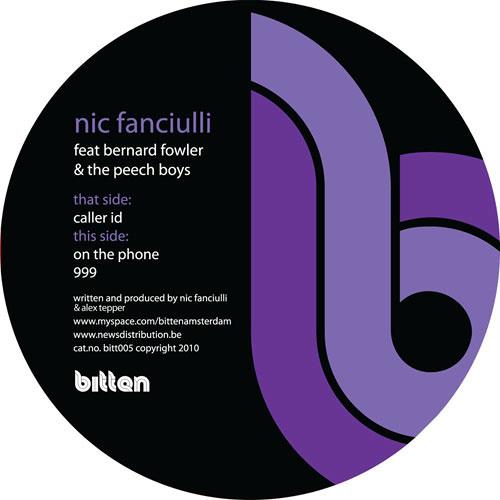 NIC FANCIULLI - CALLER ID (FEATURING BERNARD FOWLER)