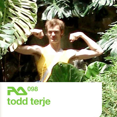 RA.098 - Todd Terje mix for Resident Advisor