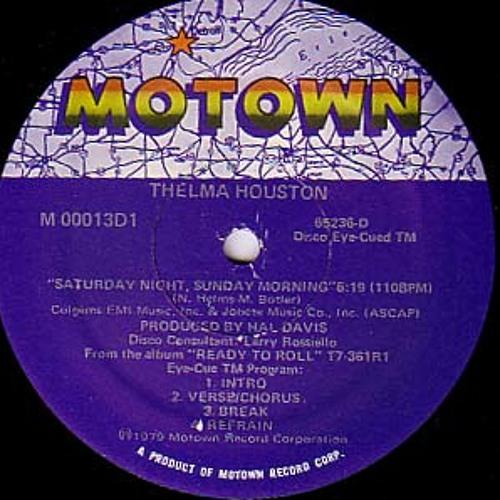 Thelma Houston - Saturday Night Sunday Morning (Babyface Vintage Edit)