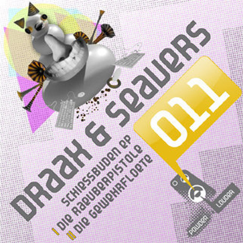 Draax & Seavers - Die Gewehrflöte