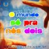 UltraVolts - O mundo só pra nós dois (Brazilian Playboys Remix)