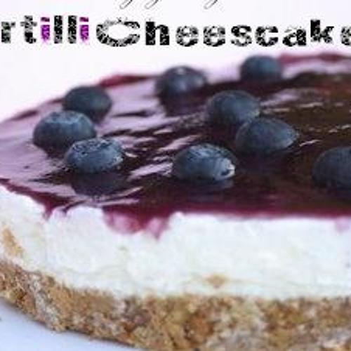 Mirtilli Cheesecake