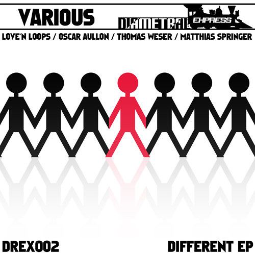 DREX002 Oscar Aullon -The Evolution