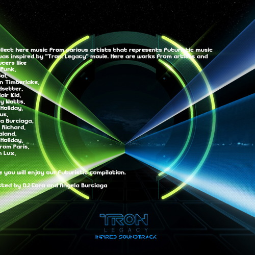 Daft Punk vs Kelly Holiday & Get Futuristic - Tron Legacy Soundtrack (The Son of Flynn)