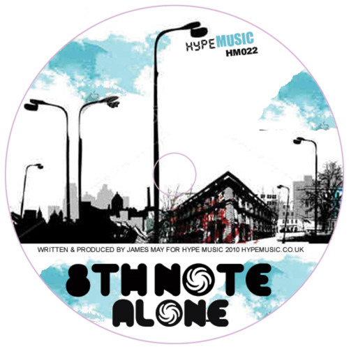 8th Note - Alone (Whistla Remix) [Preview]