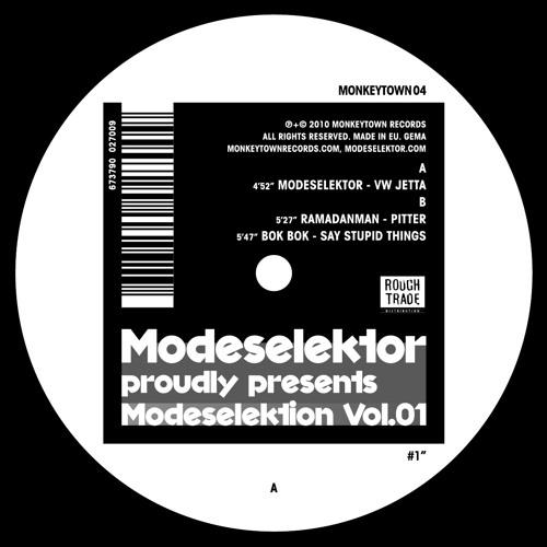 Modeselektion Vol.01 #1 (MTR04)