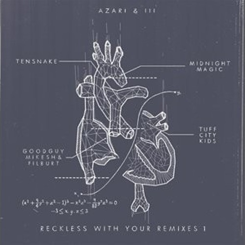 "AZARI & III ""Reckless With Your Love"" (Tensnake Remix) SNIPPET"