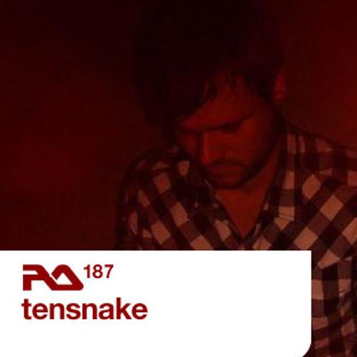 Tensnake RA 187 - Resident Advisor Podcast // 12-28-2009